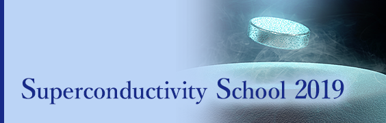 Superconductivity School 2019